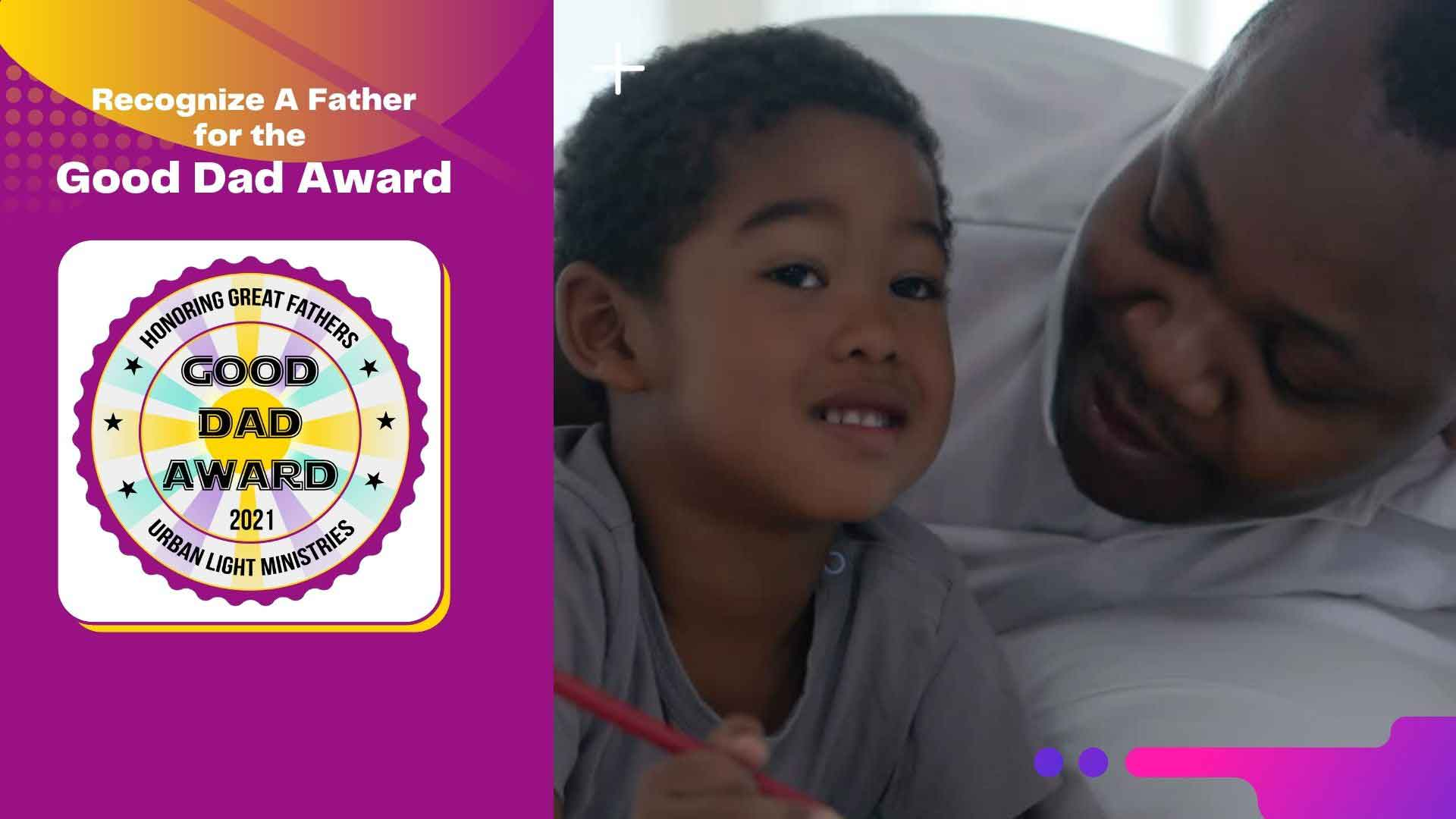 Good Dad Award