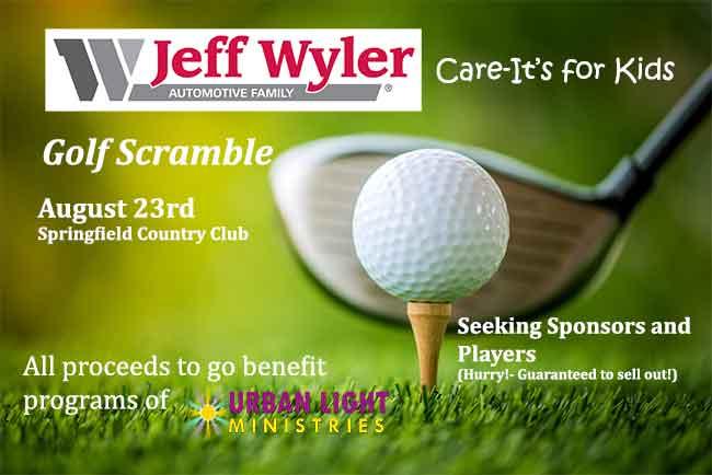 Jeff Wyler Golf Scramble